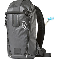Fox Utility Hydration Pack Small Backpack Black