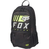 Fox Overkill 180 Backpack Black Camo