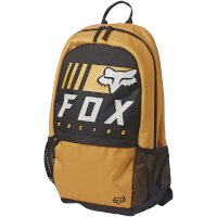 Fox Overkill 180 Backpack Yellow Black