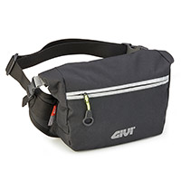Givi Ea125 Waterproof Waist Bag Black