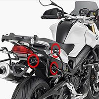 Givi Kit To Connect Plr5118