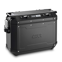Givi Trekker Outback 37lt Right Black