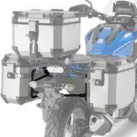Givi Pl1146cam Porta Valigie Laterali Honda Nc750x 2016 Trekker Outback