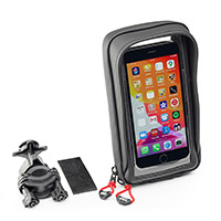 Soporte smartphone Givi S958B negro
