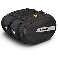 Shad Sl58 Side Cases Black