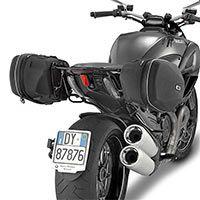 Givi Telaietti Te7405 Per Borse Laterali Easylock Ducati Diavel 1200