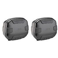 Givi Trekker 2 Trk35bpack2 Cases Pair Black