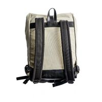 Helstons Back Pack City Beige Black