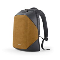 Intempo Tekniko Backpack Yellow Gold