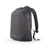Intempo Tekniko Backpack Black