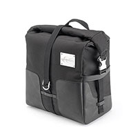 Kappa Cr601u Side Bag Black