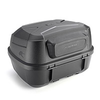 Kappa K43nmal Cube Monolock Top Case Black