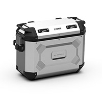 Kappa K Force Kfr37 Left Side Case Grey