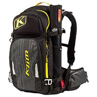 Klim Krew Pak Backpack Black