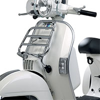 Chromed Front Rack Vespa