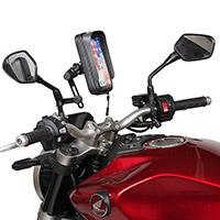 Soporte smartphone Shad SG61M Espejo negro