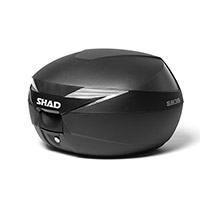 Shad Sh39 Top Case Black