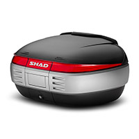 Shad Sh50 Top Case Grey