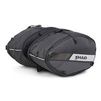 Shad Sl52 Side Cases Black