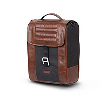 Shad Sr38 Vintage Side Bag Brown