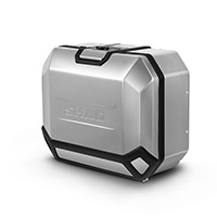 Shad Terra Tr36l Left Side Case Grey