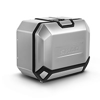 Shad Terra Tr47r Right Side Case Grey