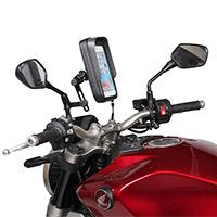 Soporte smartphone Shad SG70M Espejo negro