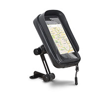 Shad Sg70m Mirror Smartphone Holder Black