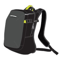 Spidi Tour Pack V119k3 Rucksack Black Yellow