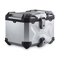 Sw-motech Trax Adventure 38l Top Case Aluminium
