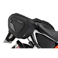 Sw Motech Blaze H Side Cases Ktm 690 Duke Black