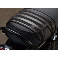 Sw-motech Sls Side Bags Saddle Strap Black Brown