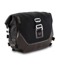 Sw-motech Lc1 Left Side Bag Black Brown
