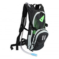 Ufo Camelback Backpack Black