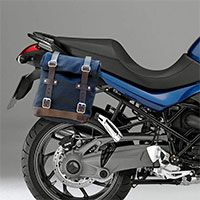 Unit Garage Borsa Laterale + Telaio Bmw R 1200 R