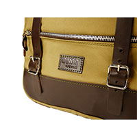 Unit Garage 1 Side Bag U003 Beige/brown