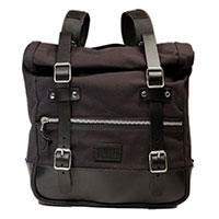 Unit Garage 1 Side Bag U003 Black/black