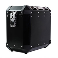 Unit Garage Atlas 47l Side Case Black