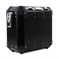 Unit Garage Atlas 40l Side Case Black