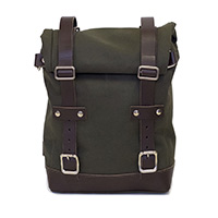 Unit Garage Borsa Canvas Verde
