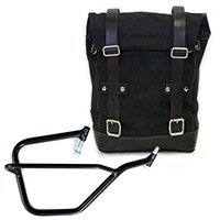 Bolsa Canvas+DX Chasis Unit Garage negro