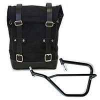 Bolsa Canvas+SX Chasis Unit Garage negro