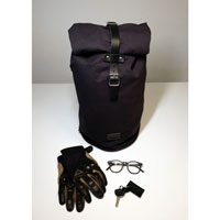 Unit Garage Duffel Blue Bag
