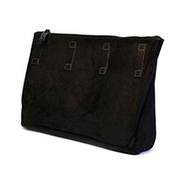 Borsa Unit Garage Messenger Fezzan Cuoio Nero