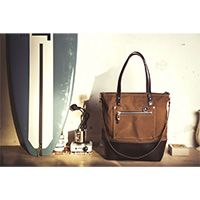 Unit Garage Borsa Day Mojave Canvas Verde