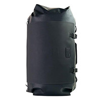 Borsa Unit Garage Khali Duffle Bag 44l Nero