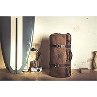 Unit Garage Duffle Brown Bag Kalahari 43l