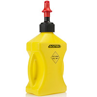 Acerbis Container Gasoline 10l 0022714 Yellow