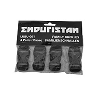 Enduristan Family Buckles 25mm 4 Pairs
