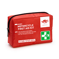 Kappa Ks301 First Aid Kit Red
